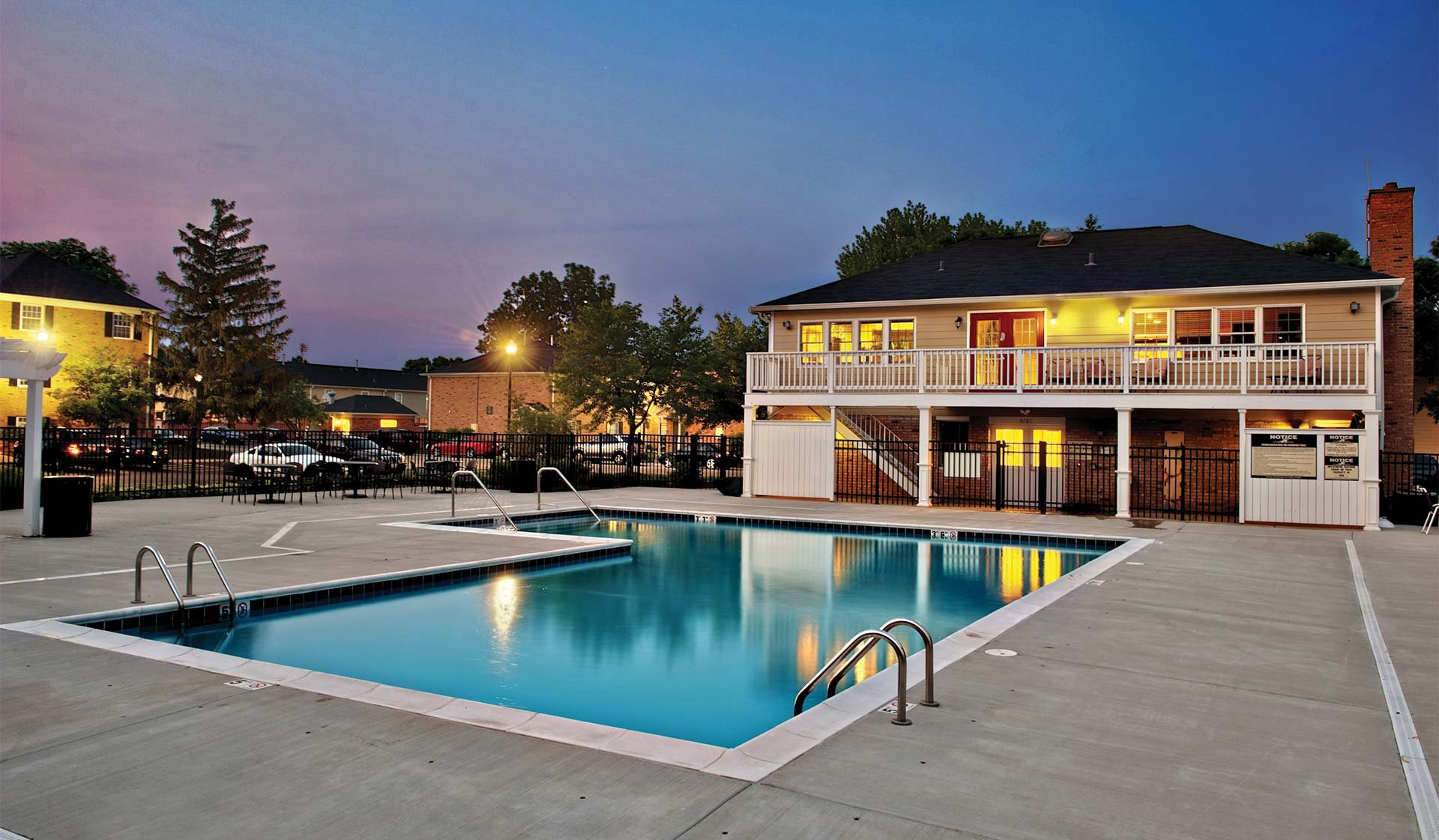 Willow Bend Apartments Rolling Meadows Il Featured Amenities