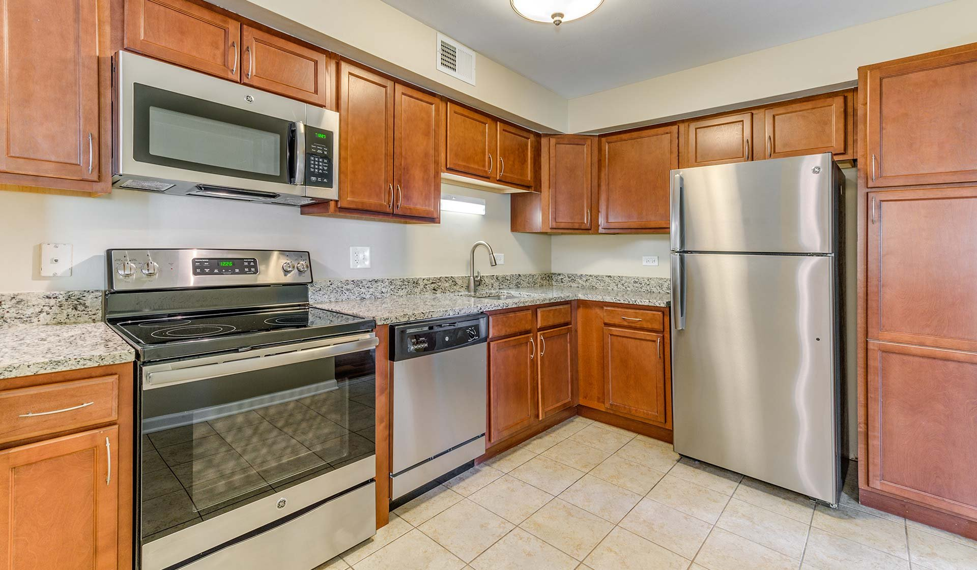 Willow Bend Apartments | Kitchen Interior