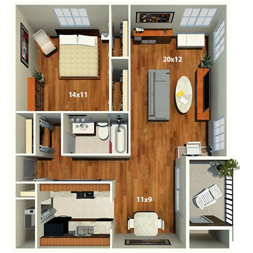 Willow Bend Apartments | Rolling Meadows, IL | Floor Plans on luxury townhouse plans, garden townhouse plans, duplex townhouse plans, bungalow townhouse plans, 1 bed townhouse plans, 1 bedroom cabin,